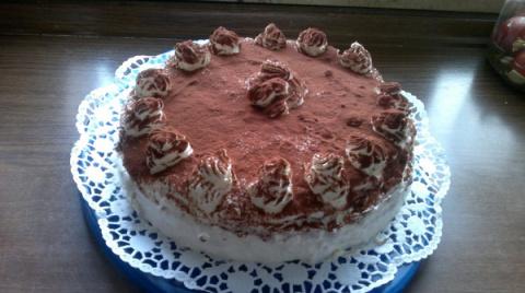"Торт ""A la Tiramisu"""