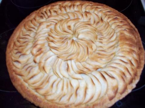 Скоро яблок будет- завались. Пирог по мотивам ЦВЕТАЕВСКОГО.