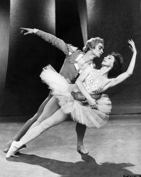 История балета «Щелкунчик» в фотографиях