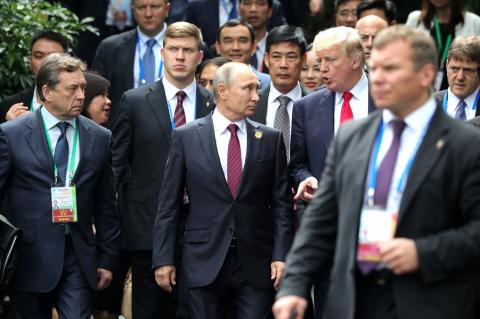 Чего хочет Трамп? Чего от него все-таки ждать России?
