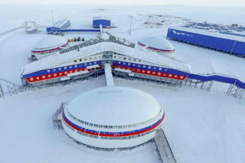 Самая северная военная база России теперь открыта для виртуальной экскурсии