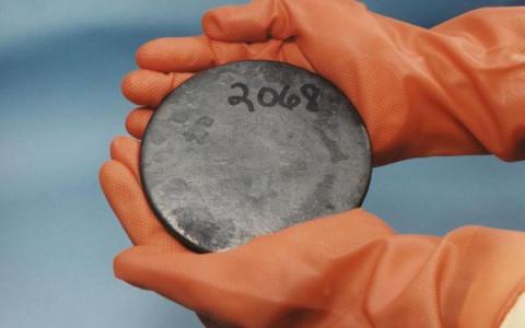 Этот радиоактивный металл мо…