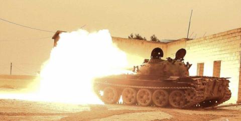 Штурм Ракки: Очень странная …