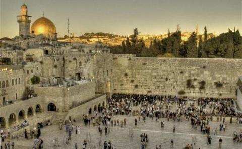 Иерусалим не может быть стол…
