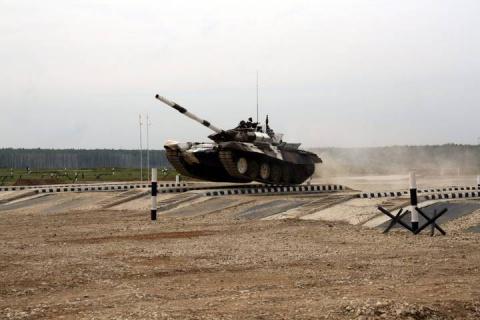 Финляндия: В Москве проходят необычные военные игры, но в них нет большого смысла