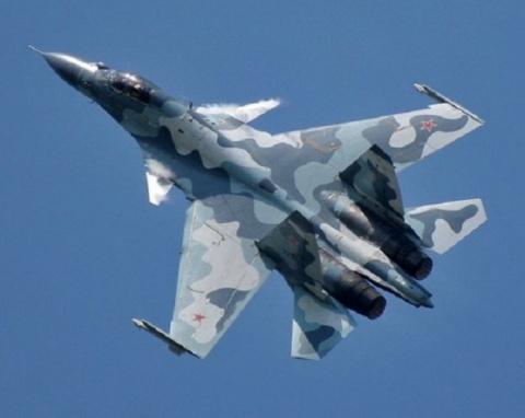 Мир восхитило как Су-30 «заг…
