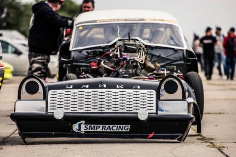 Адская птичка вышла: раритетный ГАЗ-13 «Чайка» оснастили V8 мощностью в 1500 лошадиных сил (фото, видео)
