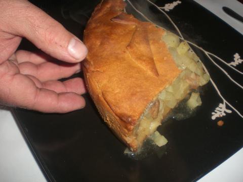Отгадайте что мой муж признал самым вкусным неанглийским блюдом?