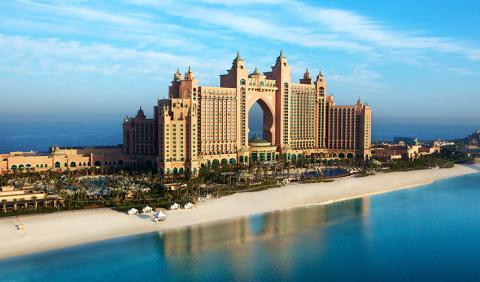 Это интересно. Топ-10 самых дорогих отелей мира