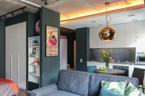 Дизайн и интерьер квартиры п…