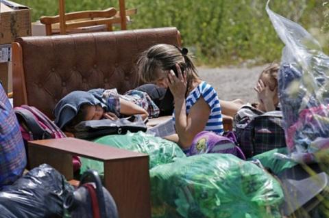 Победа майдана: Роды на Укра…