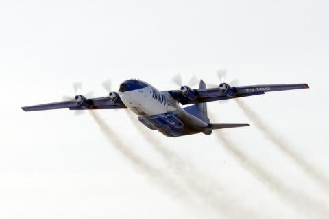 Самолет Ан-12 разбился под Иркутском. Все находившиеся на борту погибли