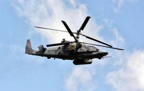 Российские «Аллигаторы» Ка-5…