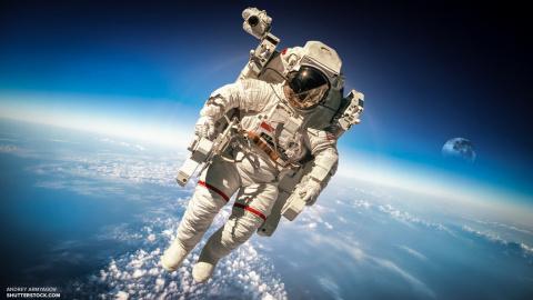 Легендарный космонавт Падалк…