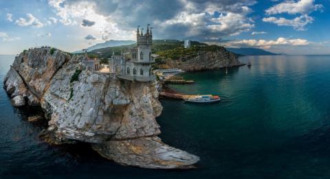 Ирландия инвестирует в Крым …
