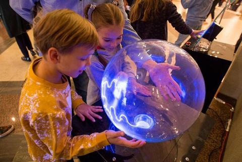 Неделя научных чудес пройдет с 11 по 17 декабря в московском метро