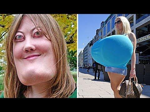 5 необычных женщин, в сущест…
