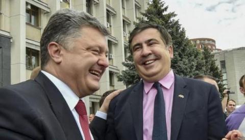 Саакашвили: я генетически от…
