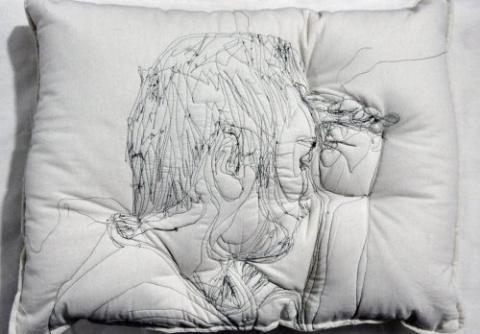 Подушки от Мириам Ашканян, которые клонят ко сну