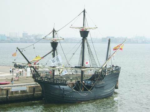 6 сентября 1522 года завершилось легендарное кругосветное плавание экспедиции Магеллана