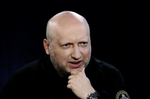 На кого рассчитано лживое интервью Турчинова? Александр Москаль