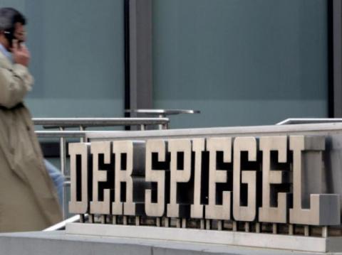 """Немецкое издание """"Der Spiege…"""