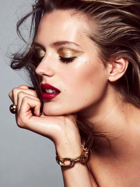 Вечерний макияж: секреты и идеи