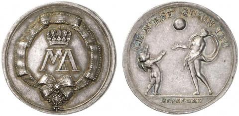 Фортуна на монетах