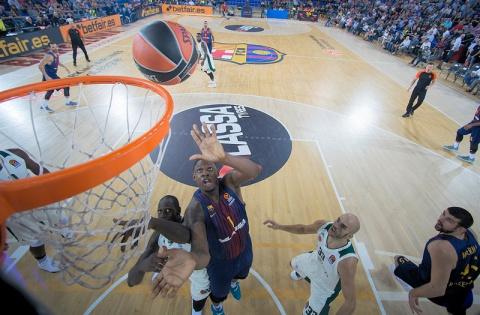 Евролига. «Барселона» разбил…