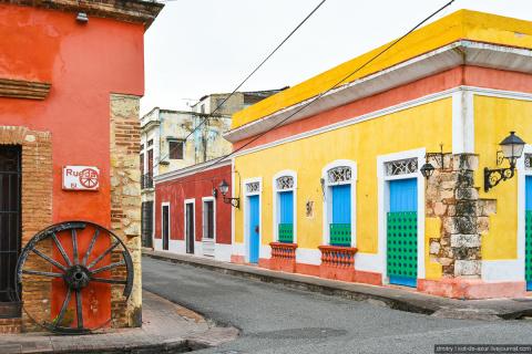 Доминикана: мой первый раз в Санто-Доминго