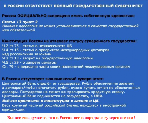 Будет ли изменена Конституция РФ?