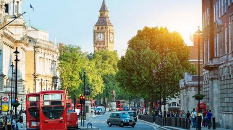 Лондон зовет: бегство богаты…