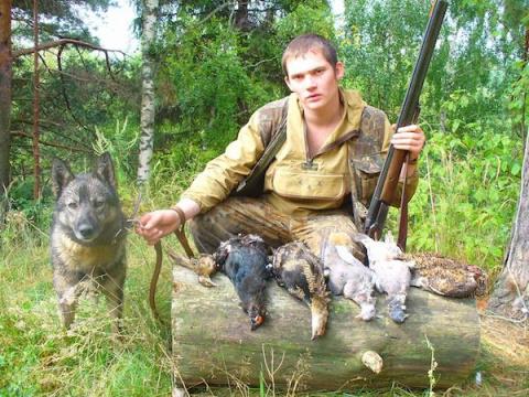 Охота на рябчика: история из жизни