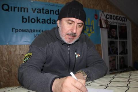 Крыму вновь угрожает Ленур Ислямов