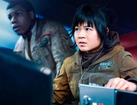 «Звёздные Войны: Последние д…