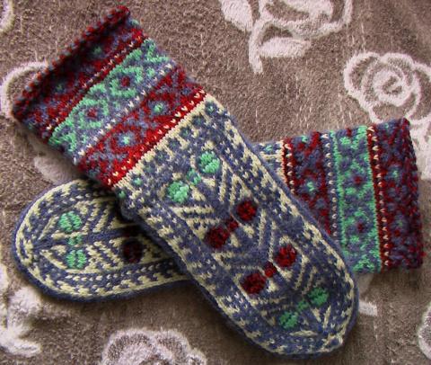 Носки - джурабы