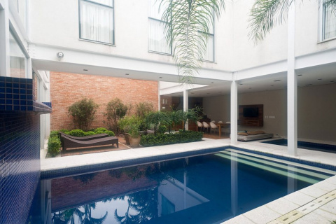 Резиденция в Сан -Пауло