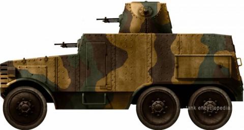 Бронеавтомобиль «Тип 92» / «…