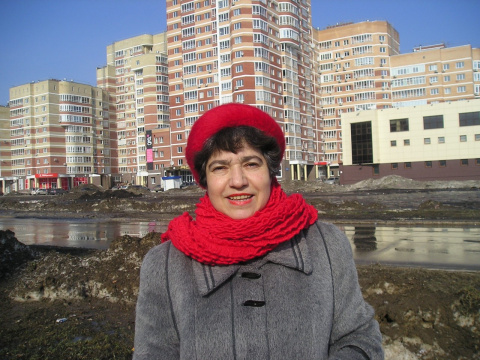Ольга Плотникова (Ризаева)