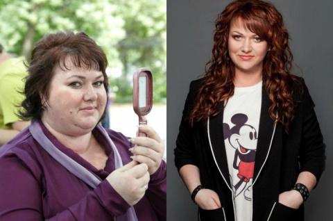 Похудевшая на 84 кг Ольга Ка…