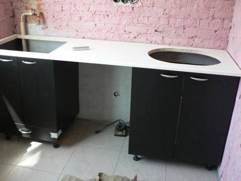 ремонт 6м кухни