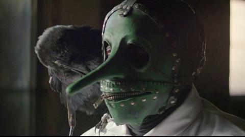 Slipknot Reveal New Masks in Eerie 'The Devil in I' Music Video