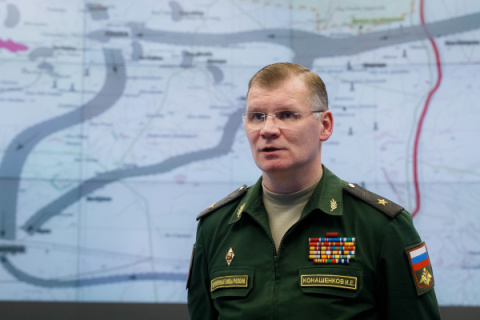 Россия предостерегла США от обстрелов российского спецназа в Сирии