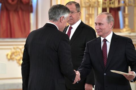 Отношения Россия-США: с надеждой на реанимацию. За счет Донбасса?