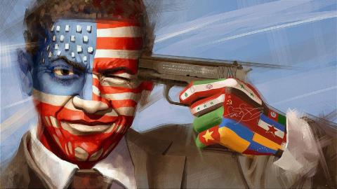 Путин с саудитами и Китаем решили прикончить Америку?