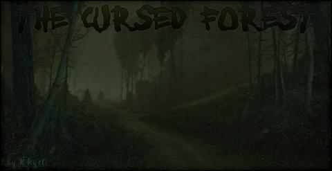Хоррор The Cursed Forest - мурашки и волосы дыбом гарантируются