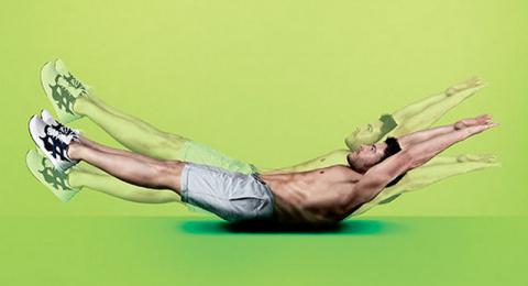 Как укрепить мышцы живота за…