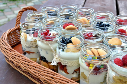 5 полезных сладостей