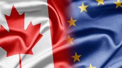 Канада и ЕС 26 сентября могу…