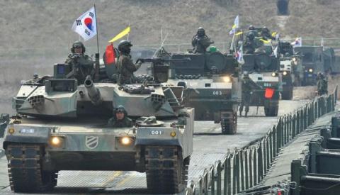 «Страх и паника»: на Корейск…